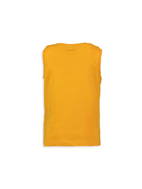 Yellow - Tank Top - 7Y3433Z4