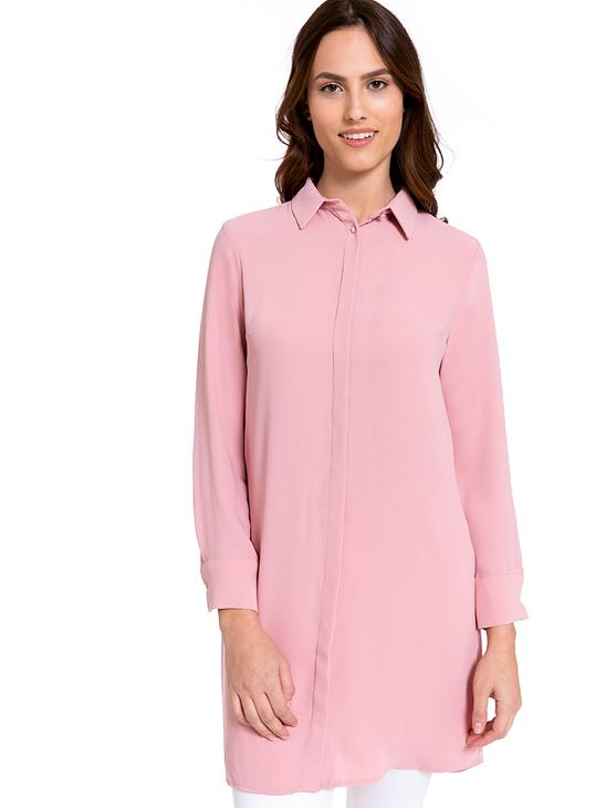 Pink - Tunic - 8S5466Z8