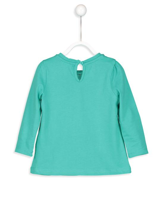 TURQUOISE - T-Shirt - 8S6479Z1