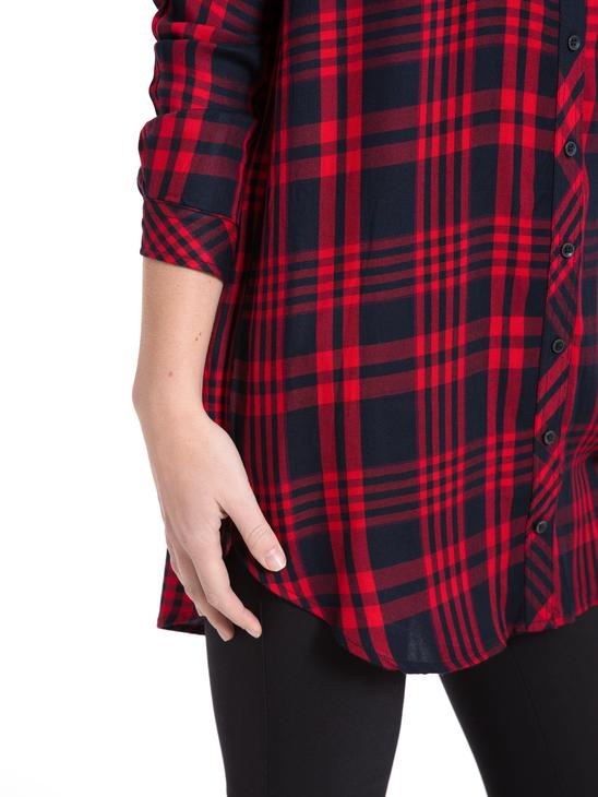 Red - Tunic - 8S1402Z8