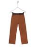 Brown - Trousers - 8S1409Z4