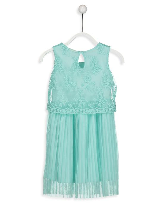 TURQUOISE - Dress - 8SI287Z4