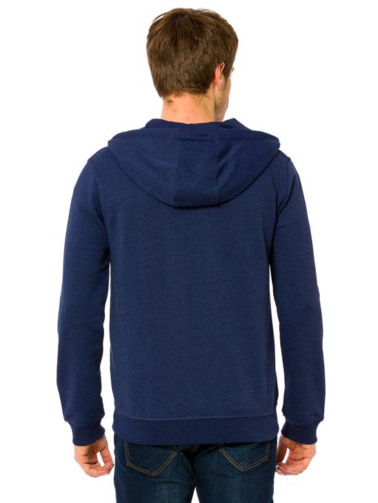 NAVY - Cardigan Track Top - 8S0494Z8
