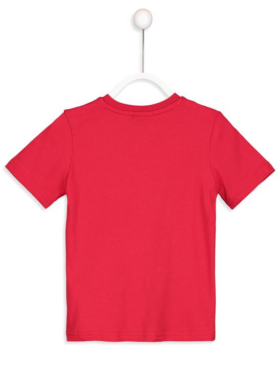 RED - T-Shirt - 8S0920Z4