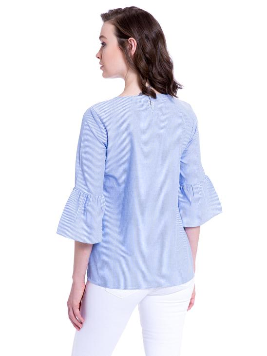 BLUE - Blouse - 8S7374Z8