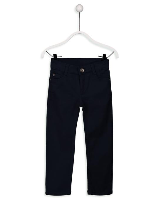 Navy - Trousers - 8S5557Z4