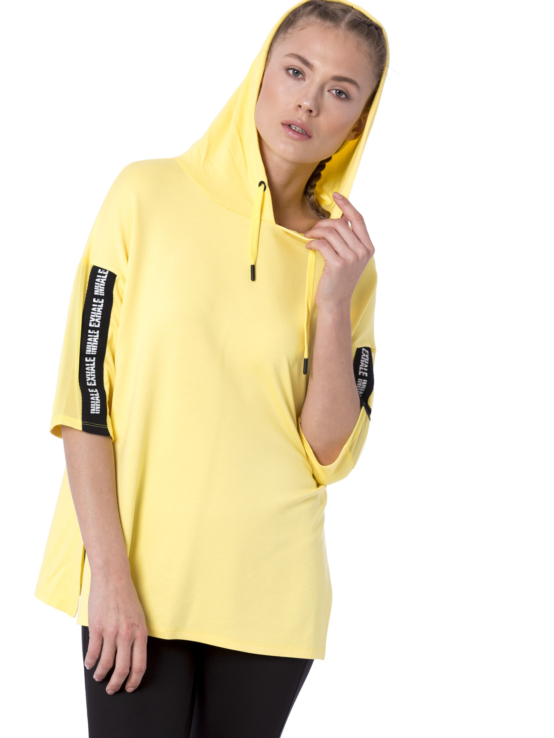 YELLOW - T-Shirt - 8SA845Z8