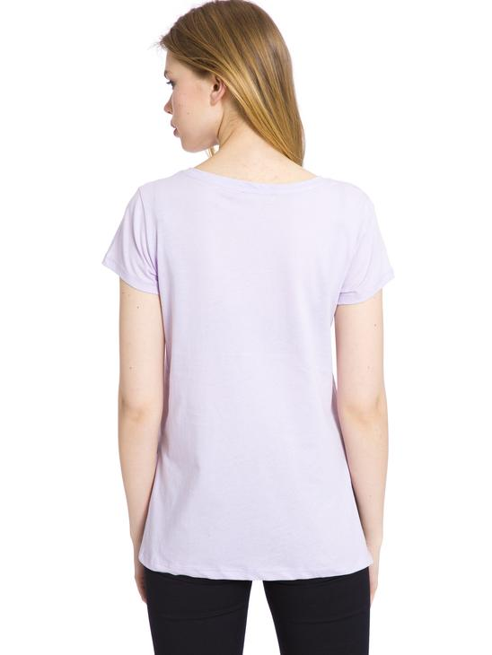Lilac - T-Shirt - 8S1413Z8