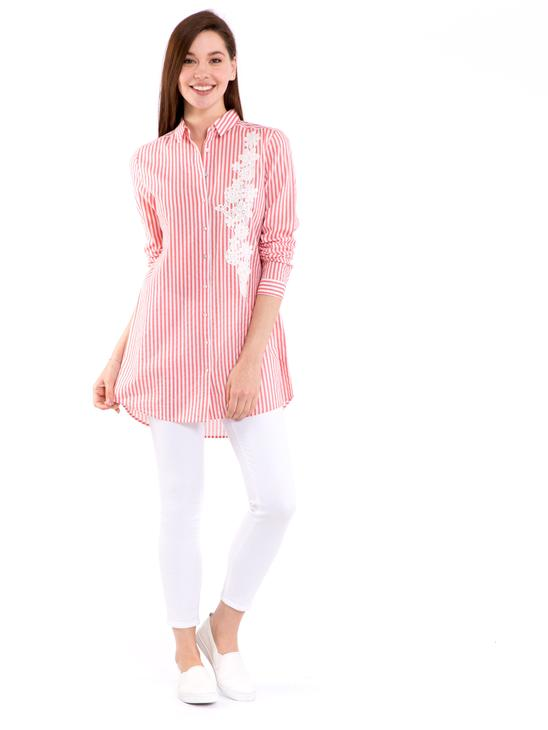 Pink - Tunic - 8S2472Z8