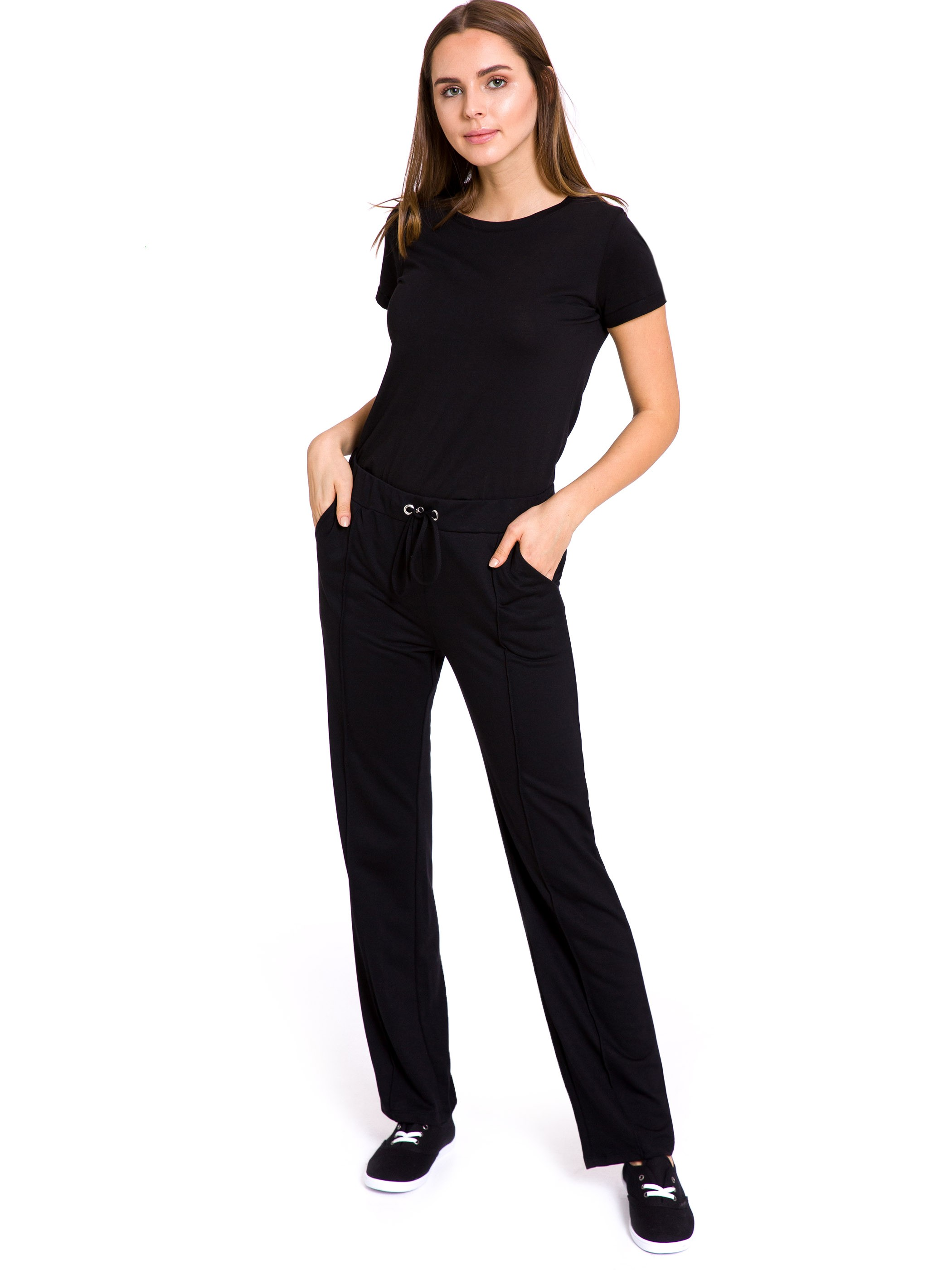 Black - Trousers - 8S1726Z8