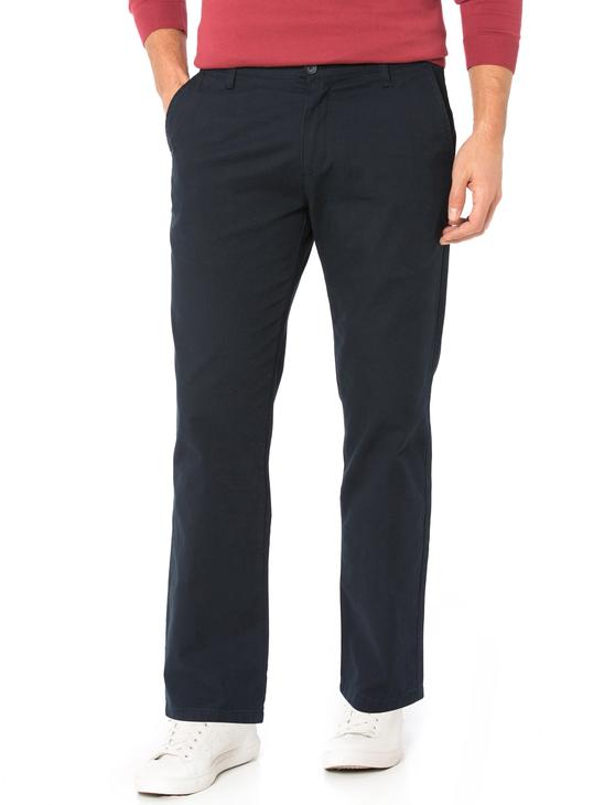 NAVY - Chino Trousers - 8S1219Z8