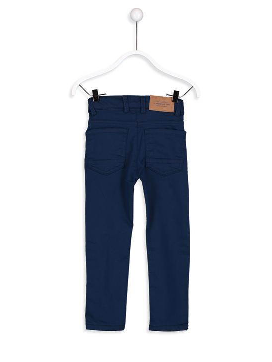 Navy - Trousers - 8S1410Z4