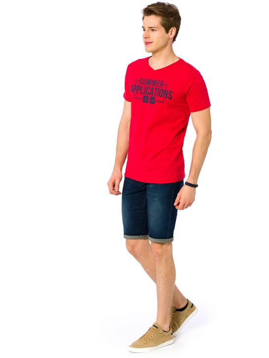 Coral - T-Shirt - 8S3747Z8