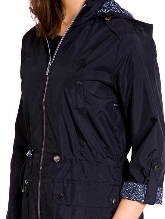 Black - Raincoat - 8S0322Z8