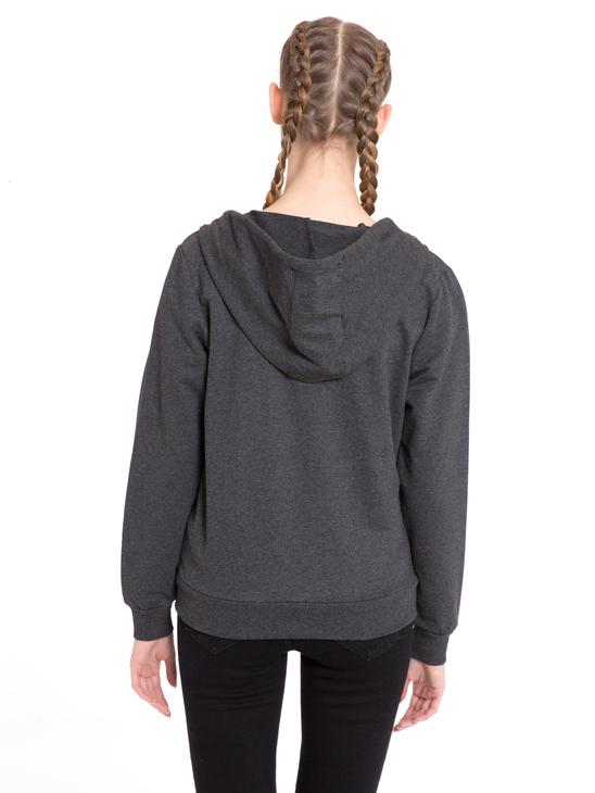 ANTHRACITE - Cardigan Track Top - 8S6183Z8