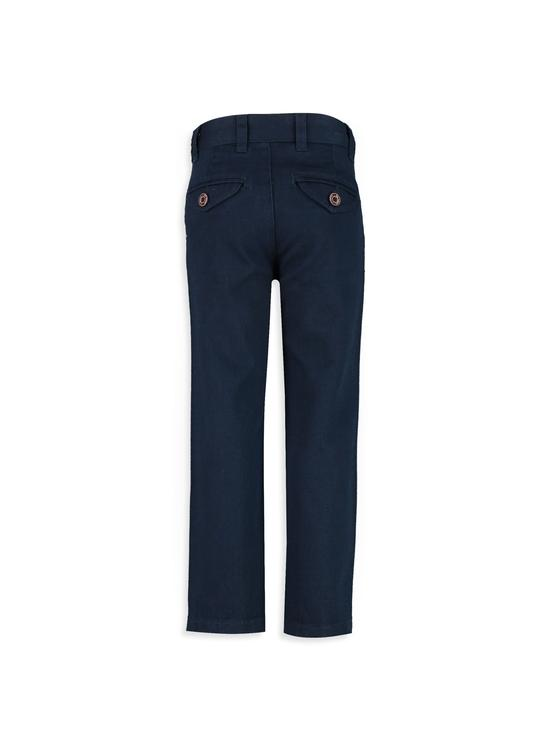 Navy - Trousers - 8S0541Z4