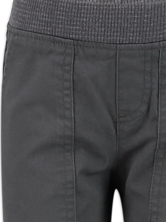 Anthracite - Trousers - 8S1409Z4