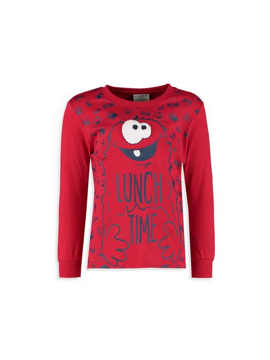 RED - T-Shirt - 8S2721Z4