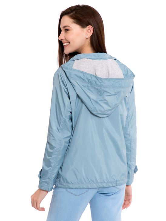 Blue - Raincoat - 8S0325Z8