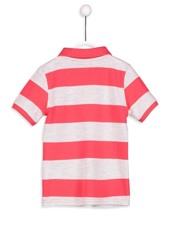 RED - T-Shirt - 8S7245Z4