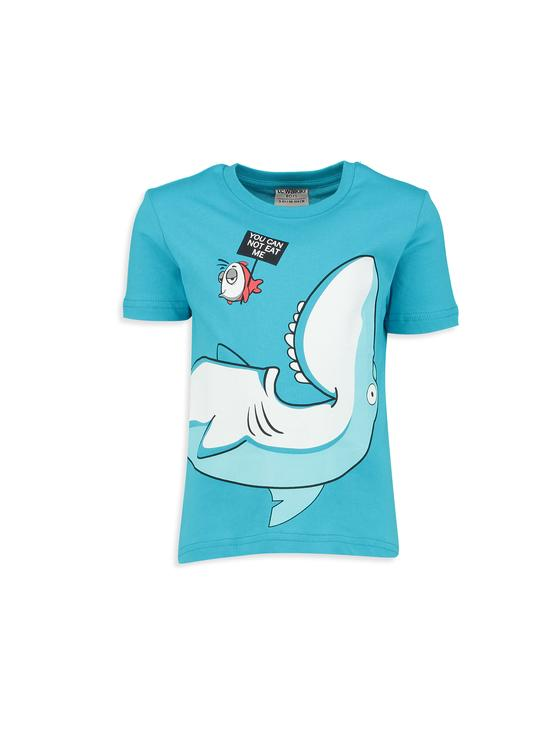 TURQUOISE - T-Shirt - 8S2993Z4