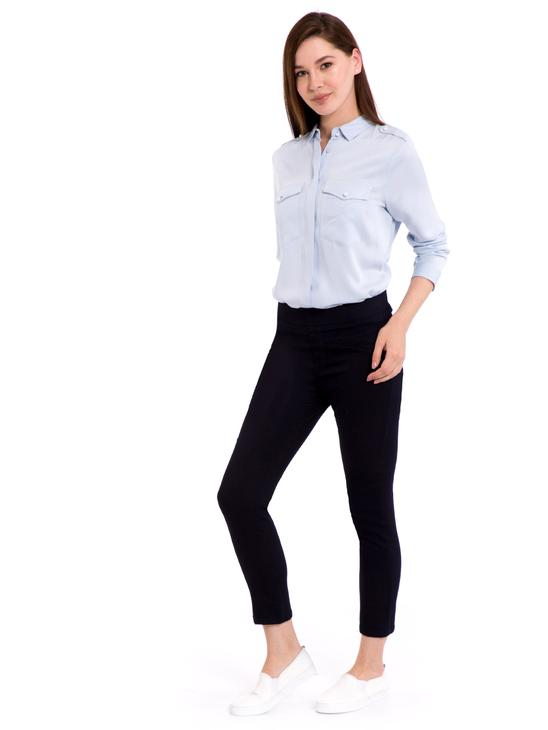 Navy - Trousers - 8S0813Z8