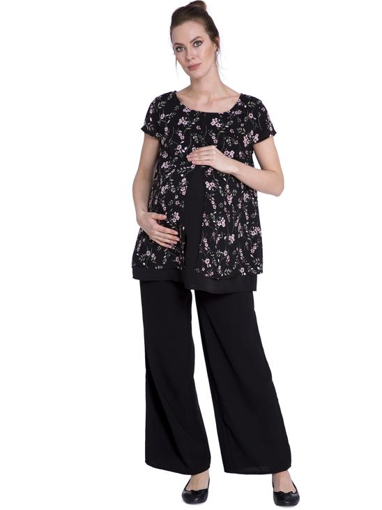 Black - Blouse - 8S7872Z8