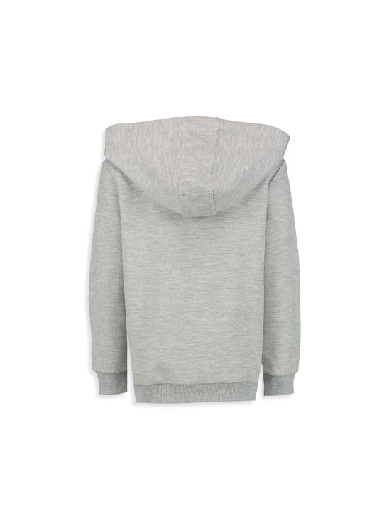 GREY - Cardigan Track Top - 8S2828Z4