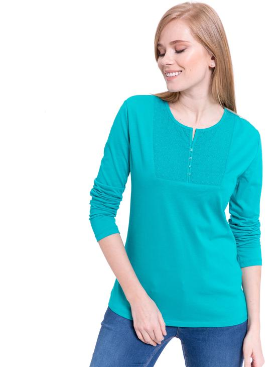 TURQUOISE - T-Shirt - 8S4036Z8