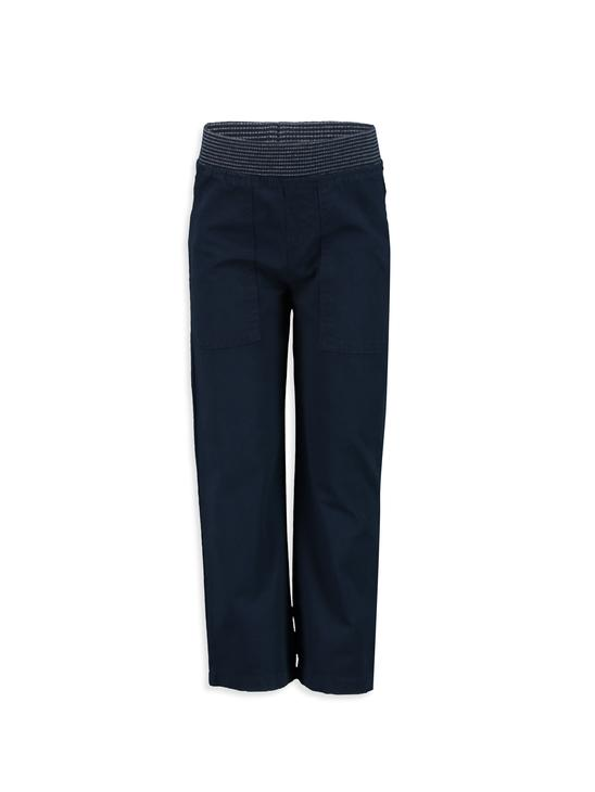 Navy - Trousers - 8S1409Z4