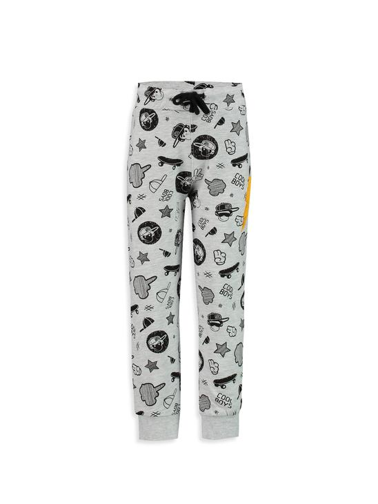 GREY - Sweatpants - 8S5676Z4