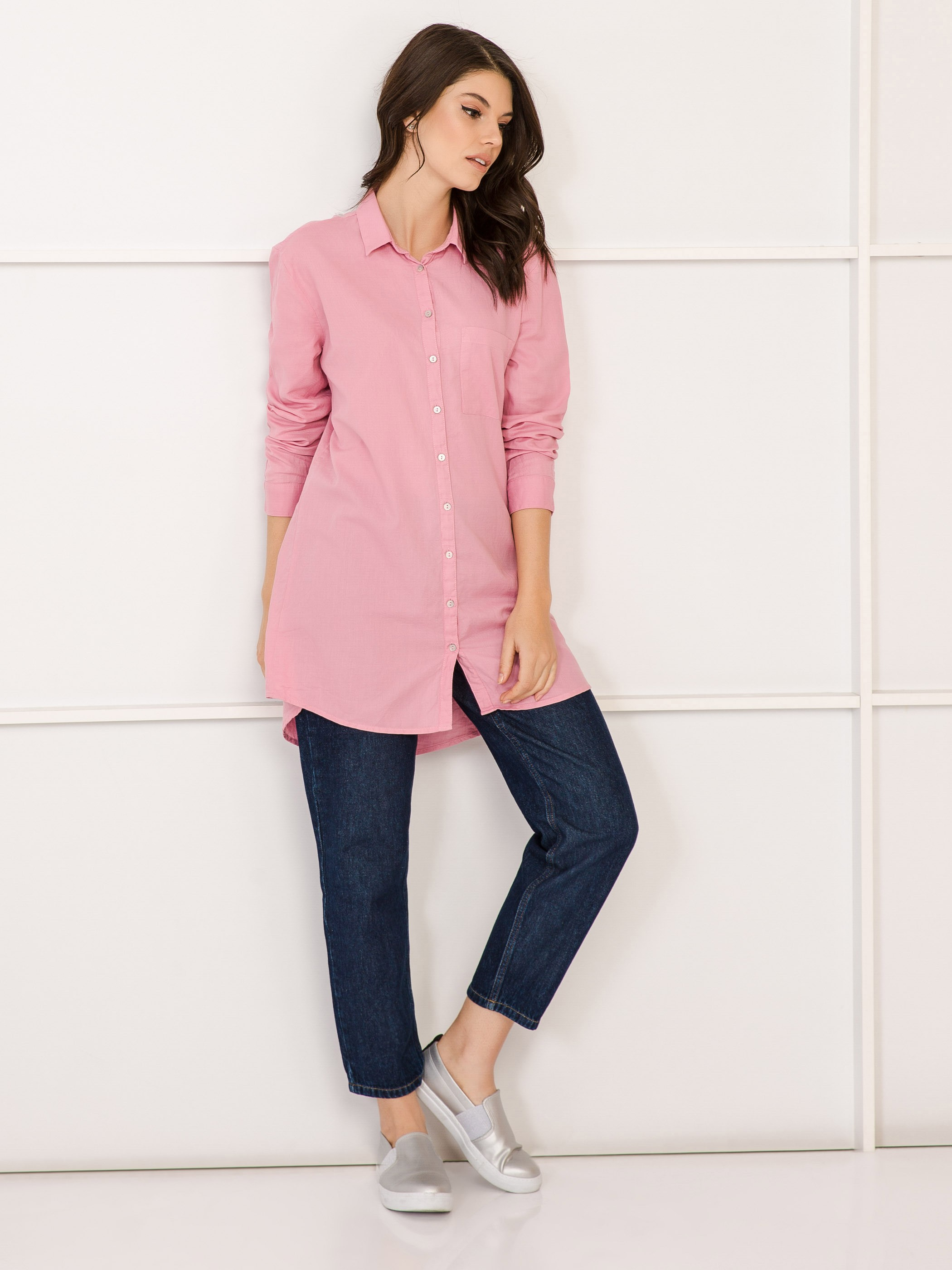 PINK - Tunic - 8S2707Z8