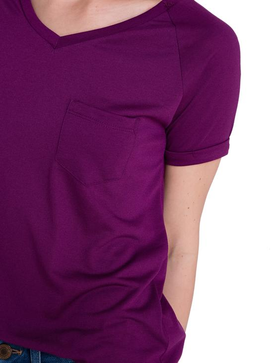 PURPLE - T-Shirt - 8S1699Z8