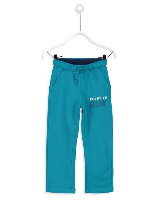 Turquoise - Trousers - 8S4066Z4