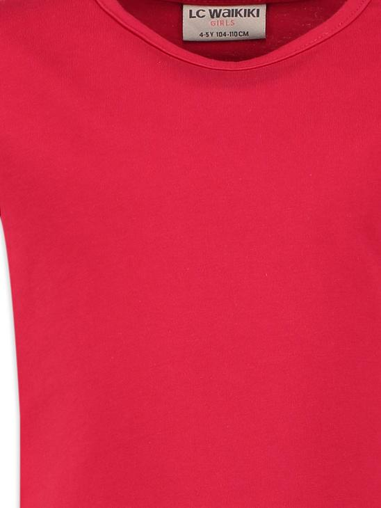 Red - T-Shirt - 8S0312Z4