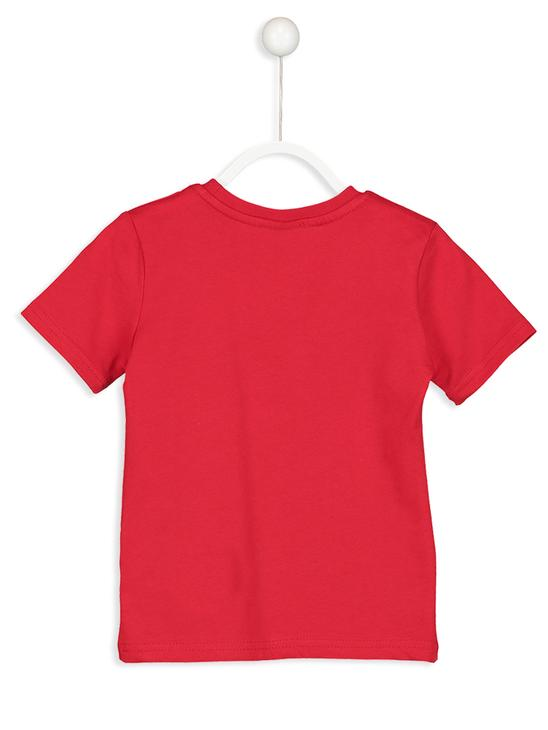 Red - T-Shirt - 8S0929Z4