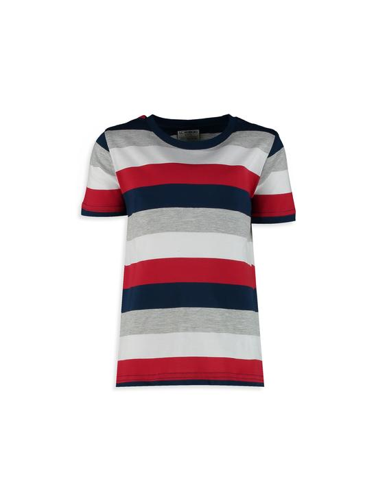 RED - T-Shirt - 8S7251Z4