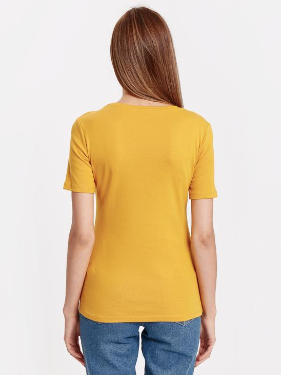 YELLOW - T-Shirt - 8S1682Z8