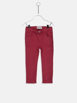 Maroon - Trousers
