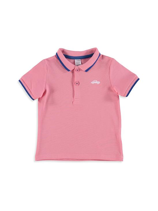 Pink - T-Shirt - 8S0671Z1