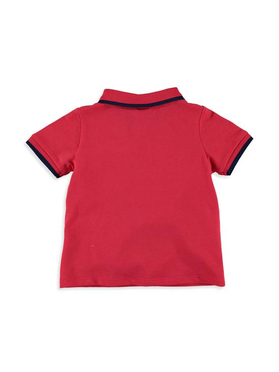 Red - T-Shirt - 8S0671Z1