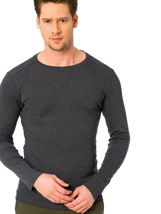 ANTHRACITE - T-Shirt - 8S0989Z8