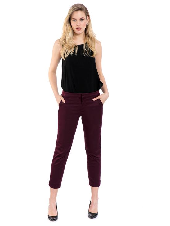 Plum - Trousers - 8S2539Z8