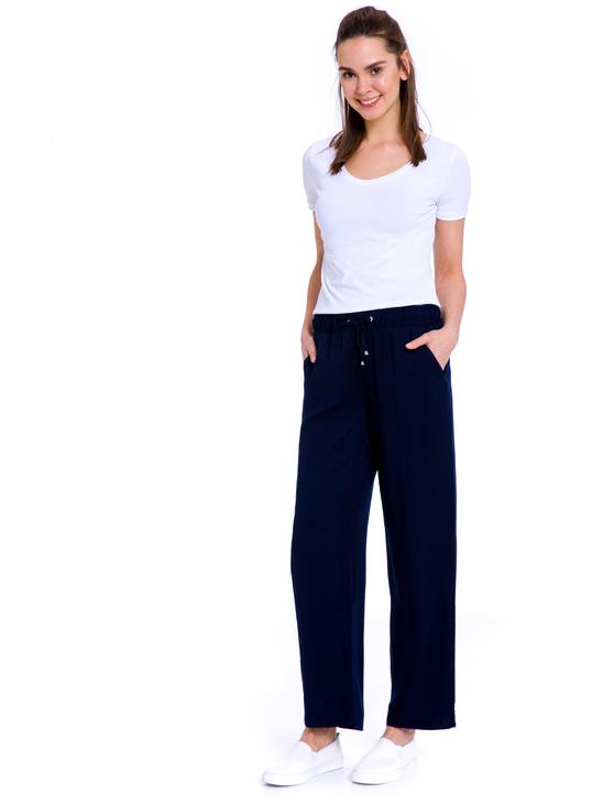 Navy - Trousers - 8S2544Z8