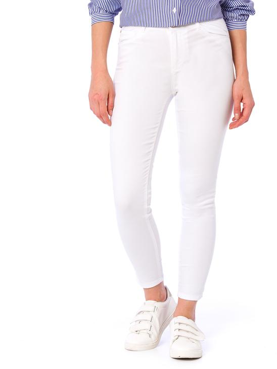 White - Trousers - 8S2071Z8