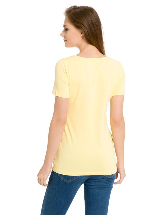 YELLOW - T-Shirt - 8S1701Z8