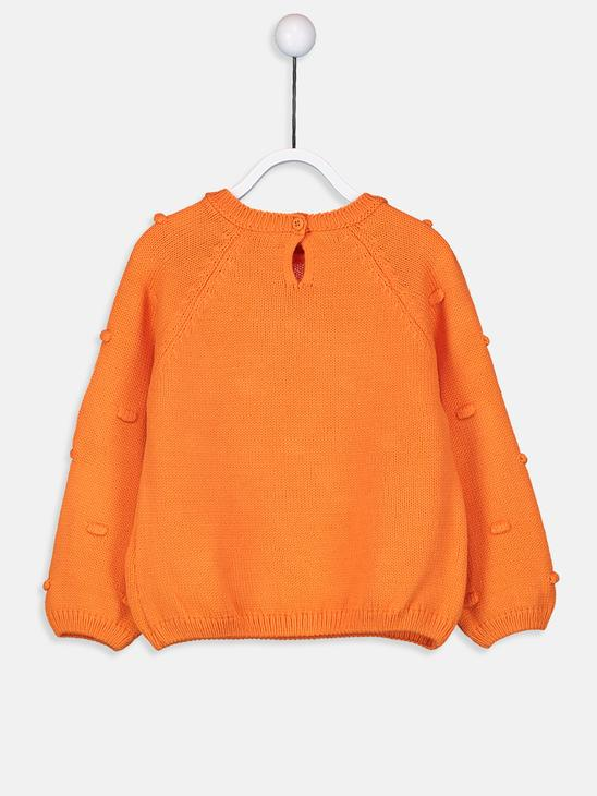 ORANGE - Jumper - 9W3505Z1