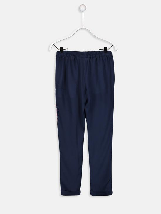 NAVY - Trousers - 9SI095Z4