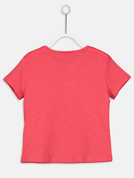RED - T-Shirt - 9SK814Z4