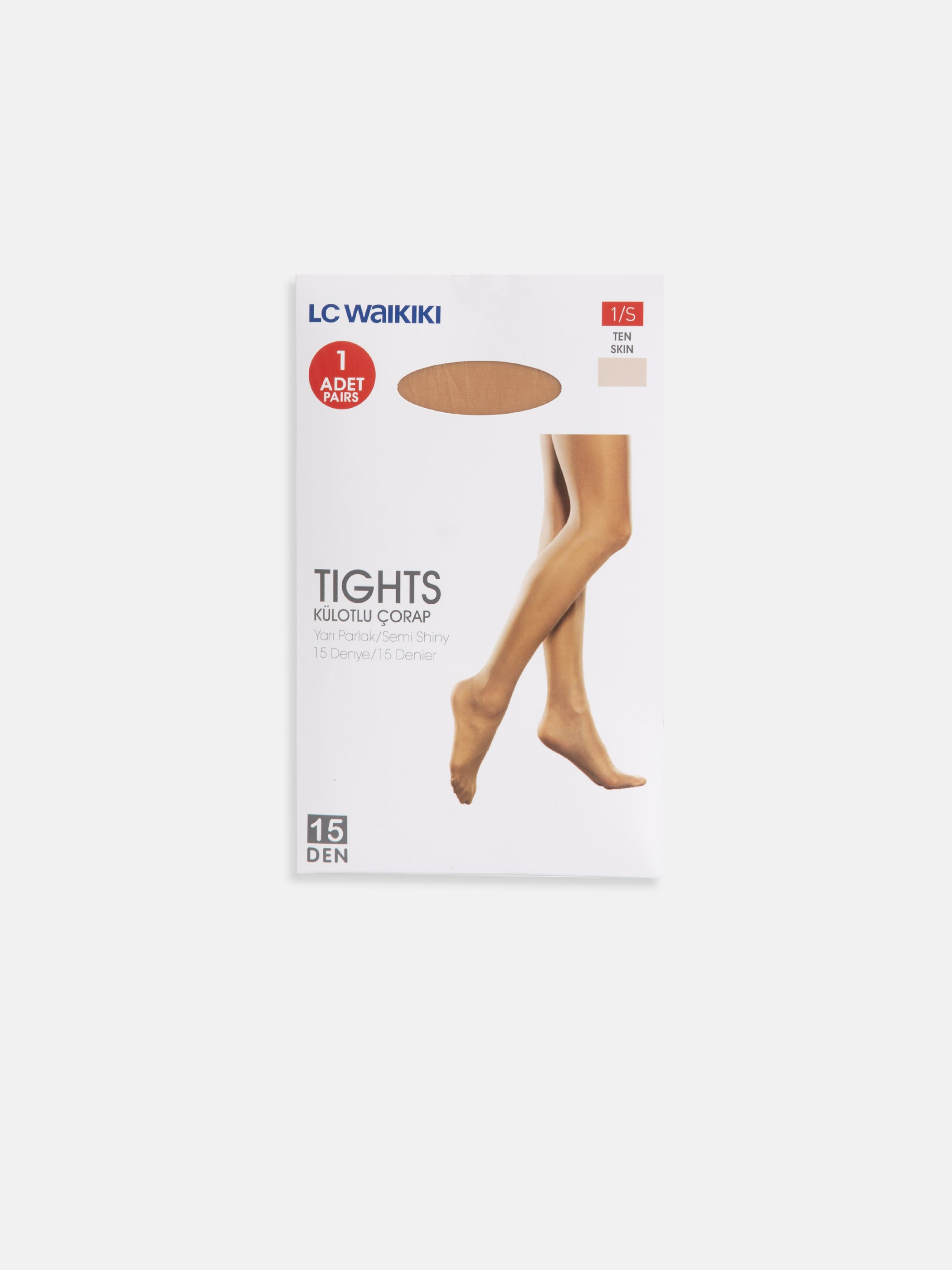 BEIGE - Tights - 9W4837Z8